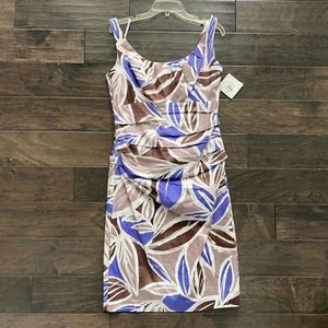 Suzie Chin for Maggy Boutique Dress NWT SIze 14